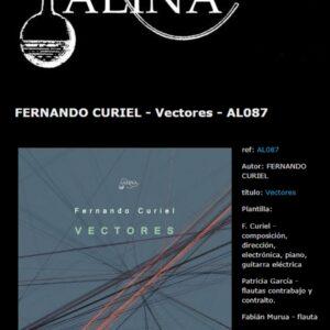 «Vectores» en Alina Records