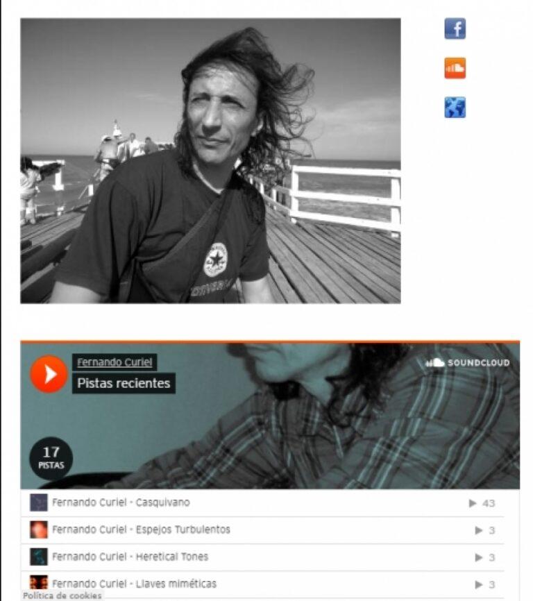 Perfil y trayectoria en web Música Clásica BA
